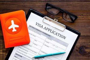 formulaire visa inde